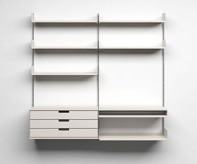 Universal-Shelving-System